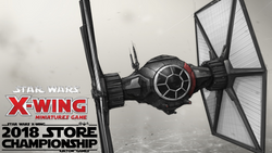 EVENT - Star Wars X-Wing Store Championship 2018