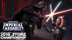 EVENT - Star Wars Imperial Assault Store Championship 2018