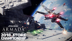 EVENT - STAR WARS ARMADA STORE CHAMPIONSHIP - 21ST JULY 2018