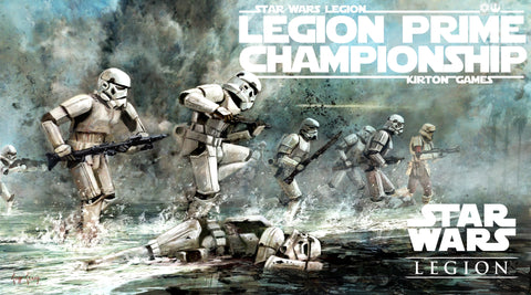 EVENT -  South West Star Wars Legion Prime Championship - 23rd November 2019