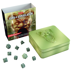 D&D TOMB OF ANNIHILATION DICE DUNGEONS & DRAGONS ACCESSORY