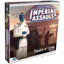 PRE-ORDER - STAR WARS IMPERIAL ASSAULT TYRANTS OF LOTHAL