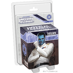 PRE-ORDER - STAR WARS IMPERIAL ASSAULT THRAWN VILLAIN PACK