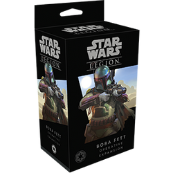 Star Wars Legion - Boba Fett Commander Expansion