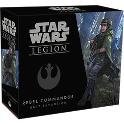 Star Wars Legion Rebel Commandos Expansion