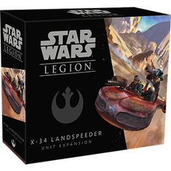 Pre-Order - Star Wars Legion - X-34 Landspeeder Unit Expansion