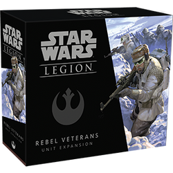 Pre-Order - Star Wars Legion - Rebel Veterans Unit Expansion