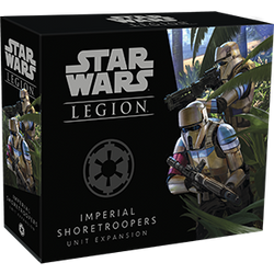 Pre-Order - Star Wars Legion - Imperial Shoretroopers Unit Expansion