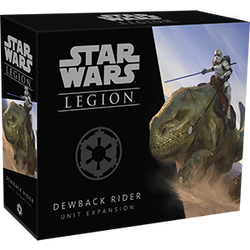 Pre-Order - Star Wars Legion - Dewback Rider Unit Expansion