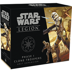 Phase 1 Clone Troopers Unit Expansion