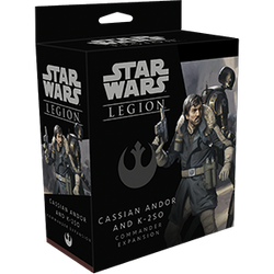 Pre-Order - Cassian Andor and K-2SO Commander Expansion