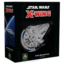 X-WING: LANDO'S MILLENNIUM FALCON EXPANSION PACK