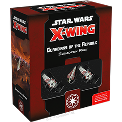 Pre-Order - Star Wars X-Wing: Guardians of the Republic Squadron Pack