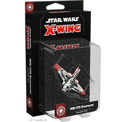 Pre-Order - Star Wars X-Wing: ARC-170 Starfighter Expansion Pack