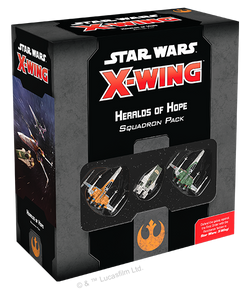 Heralds of Hope Squadron Pack