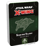 X-Wing Scum and Villainy Damage Deck