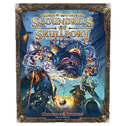 SCOUNDRELS OF SKULLPORT LORDS OF WATERDEEP EXPANSION