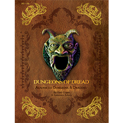 DUNGEONS OF DREAD S-SERIES