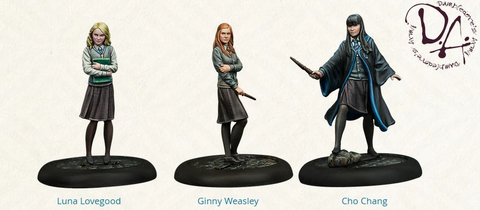 PRE-ORDER - HARRY POTTER MINIATURES ADVENTURE GAME - DUMBLEDORE'S ARMY