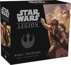 Rebel Troopers Unit Expansion