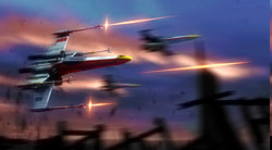 **POSTPONED** X-Wing Prime Warm Up Event - Extended - 23rd May 2020