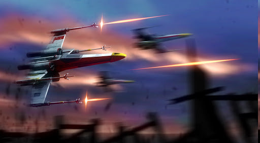 X-Wing Prime Warm Up Event - Extended - 23rd May 2020