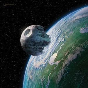 Death Star II Playmat