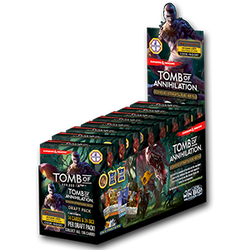 DICE MASTERS: TOMB OF ANNIHILATION DICE MASTERS