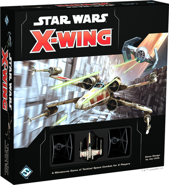 In Stock X-Wing