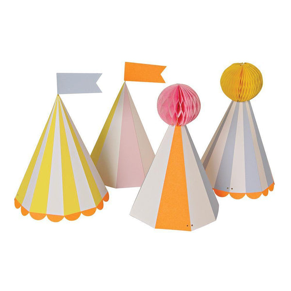 Silly Circus Party Hats - IMAGINE Party Supplies