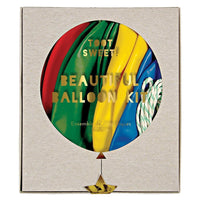 Multicolor Beautiful Balloon Kit