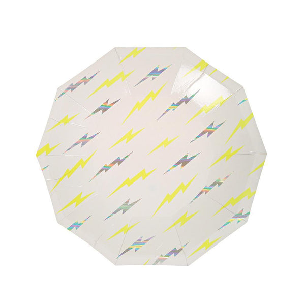 Zap! Plates (small) - IMAGINE Party Supplies
