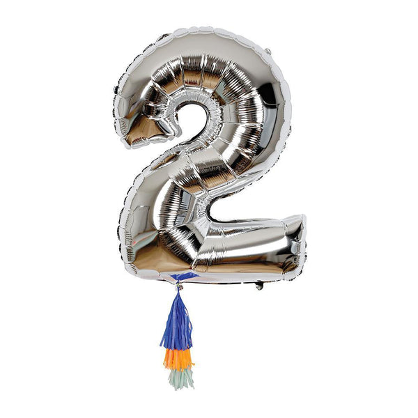 Fancy Number Balloon 2 - IMAGINE Party Supplies