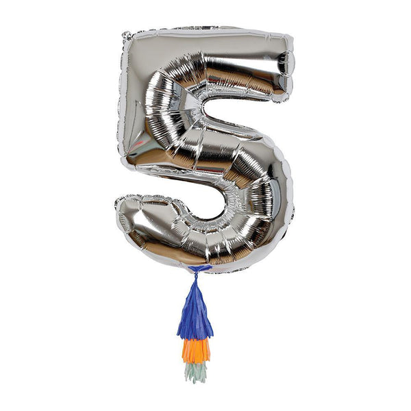 Fancy Number Balloon 5 - IMAGINE Party Supplies