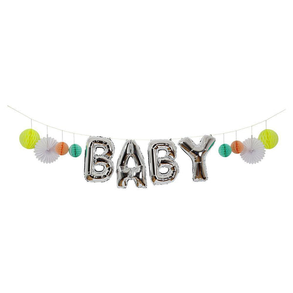 Baby Balloon Garland Kit - IMAGINE Party Supplies