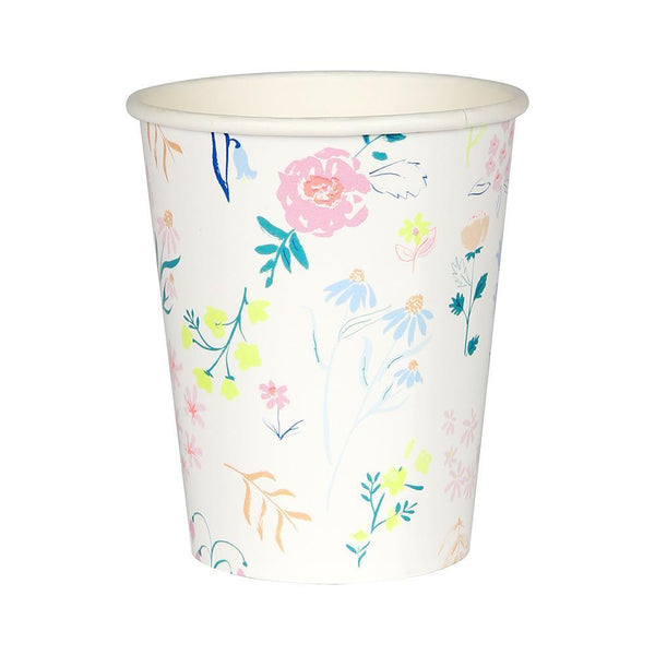 Wildflower Cups - IMAGINE Party Supplies