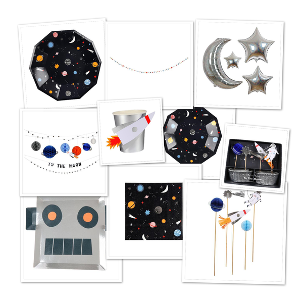 Space - Party Box