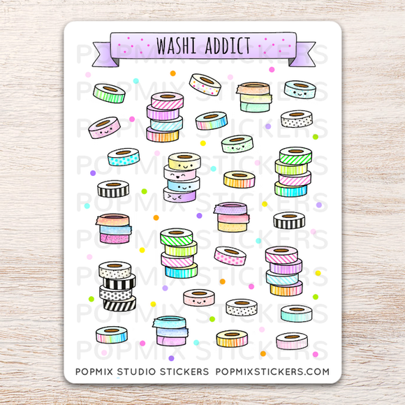 Washi Tapes Stickers