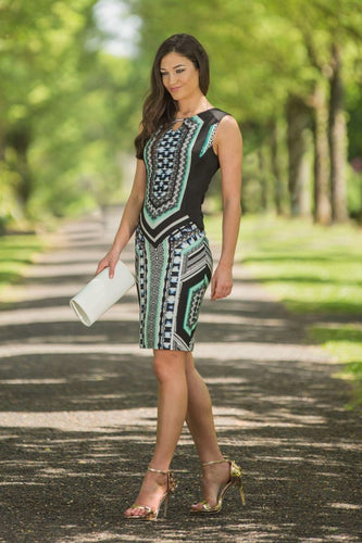 Virgo Boutique Carey Midi Dress