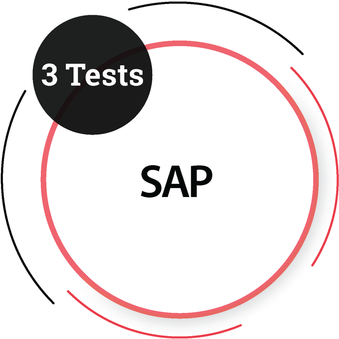 SAP (3 Tests) IT Product Company - PlacementSeason