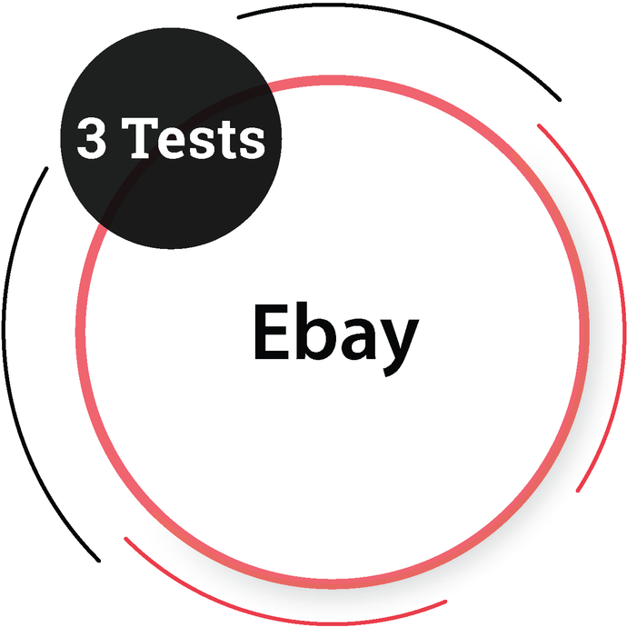 EBay (3 Tests) IT Product Company - PlacementSeason