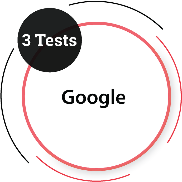 Google (3 Tests) IT Product Company - PlacementSeason