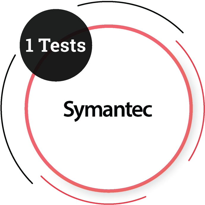Symantec (1 Test) IT Product Company - PlacementSeason