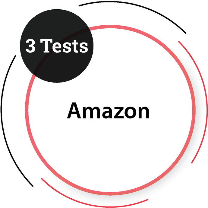Amazon (3 Tests) IT Product Company - PlacementSeason