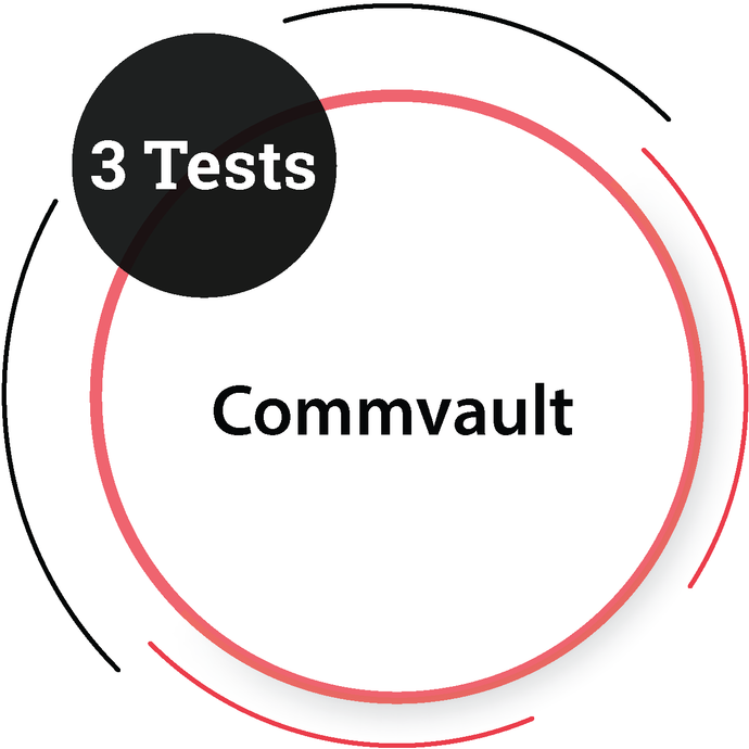 Commvault (3 Tests) IT Product Company - PlacementSeason