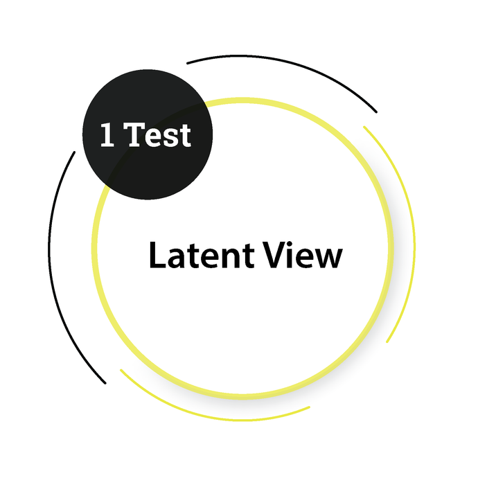 Latent View (1 Test)