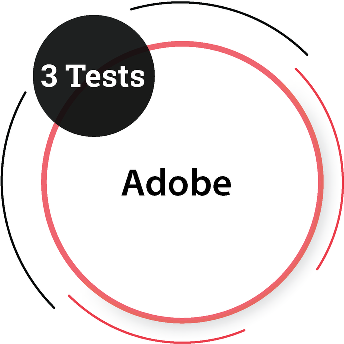 Adobe (3 Tests) IT Product Company - PlacementSeason