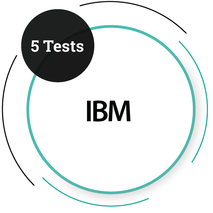 IBM (5 Tests) IT Service Company - PlacementSeason