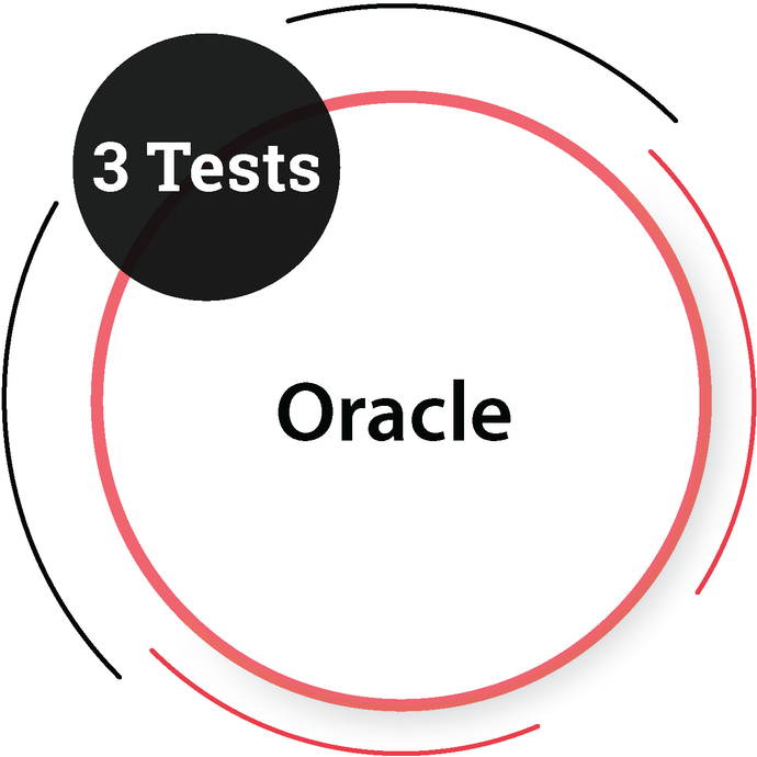 Oracle (3 Tests) IT Product Company - PlacementSeason