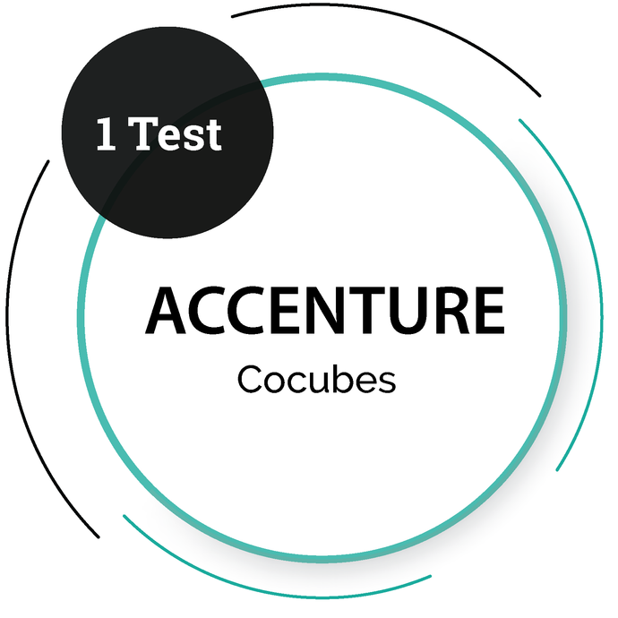 Accenture (1 Test) - Cocubes IT Service Company - PlacementSeason